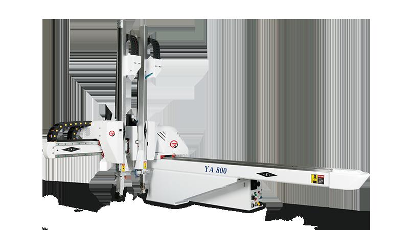 YA-800S5ID单边单截五轴伺服机械手