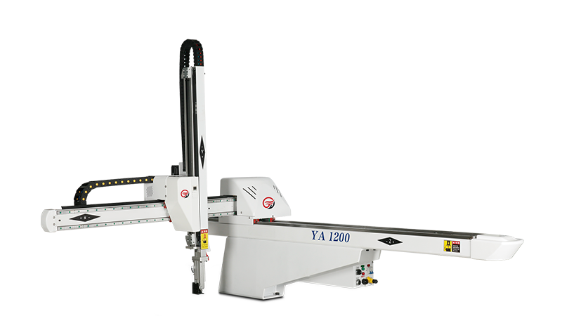 YA-1200S3HS单边双截三轴伺服机械手