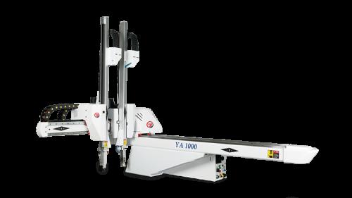 YA-1000S5ID单边单截五轴伺服机械手