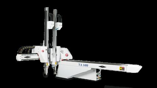 YA-1400S5HD单边双截五轴伺服机械手
