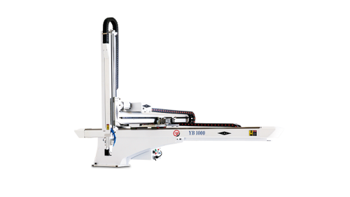 YB-1000S3IS小型牛头单截三轴伺服机械手