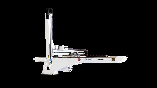 YB-1000S3HS小型牛头双截三轴伺服机械手